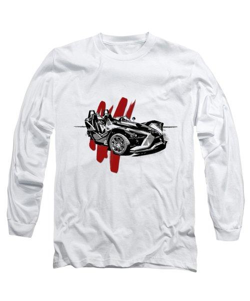 Polaris Slingshot Graphic Long Sleeve T-Shirt