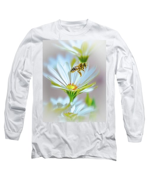Pollinator Long Sleeve T-Shirt by Mark Dunton
