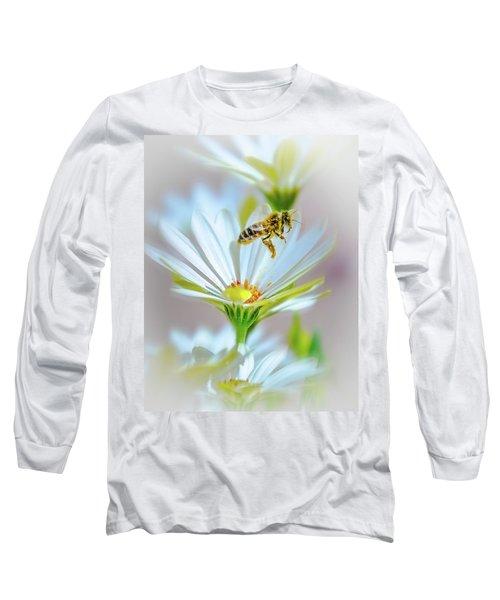 Pollinator Long Sleeve T-Shirt by Mark Dunton