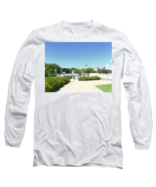 Ponce's Ecological Park Long Sleeve T-Shirt