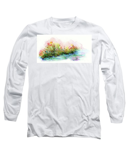Sunrise Pond Long Sleeve T-Shirt