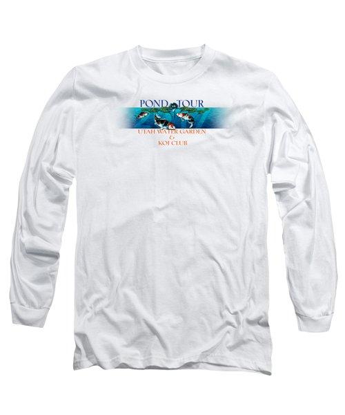 Pond Tour Long Sleeve T-Shirt