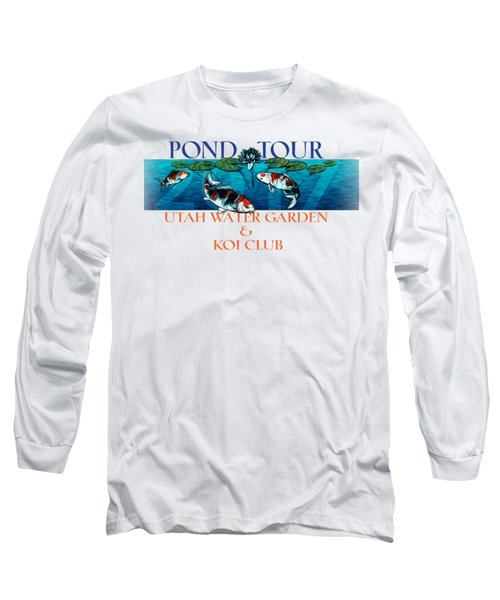 Pond Tour Long Sleeve T-Shirt