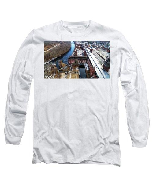 Ponemah Mill Long Sleeve T-Shirt