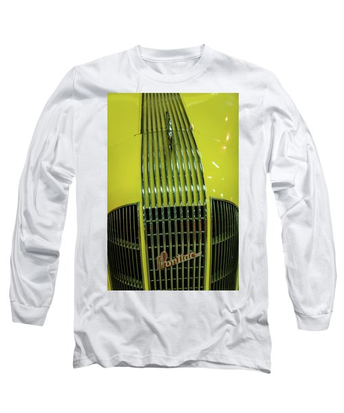 Pontiac Long Sleeve T-Shirt