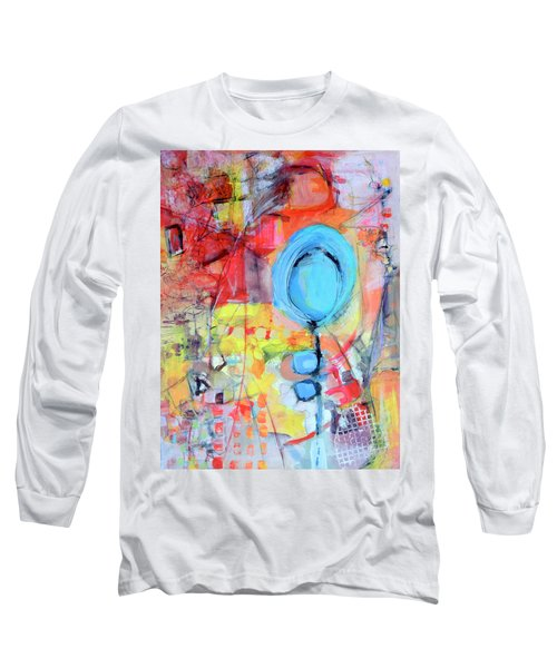 Pools Of Calm Long Sleeve T-Shirt