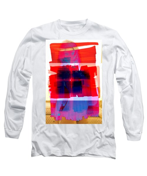 Pop Nude Long Sleeve T-Shirt