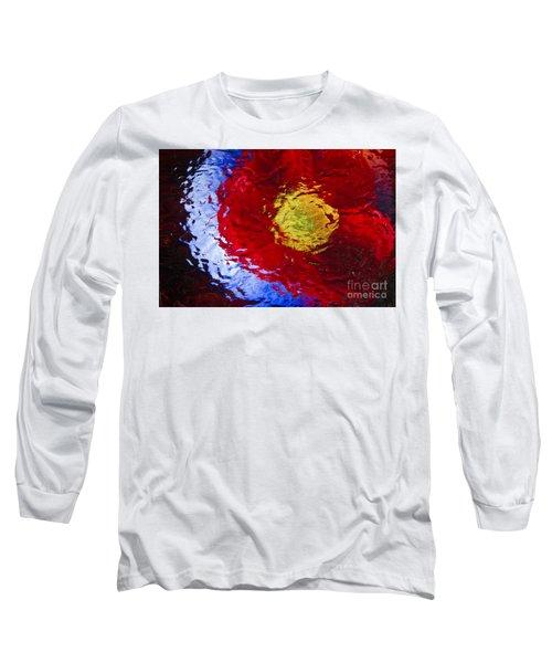 Poppy Impressions Long Sleeve T-Shirt