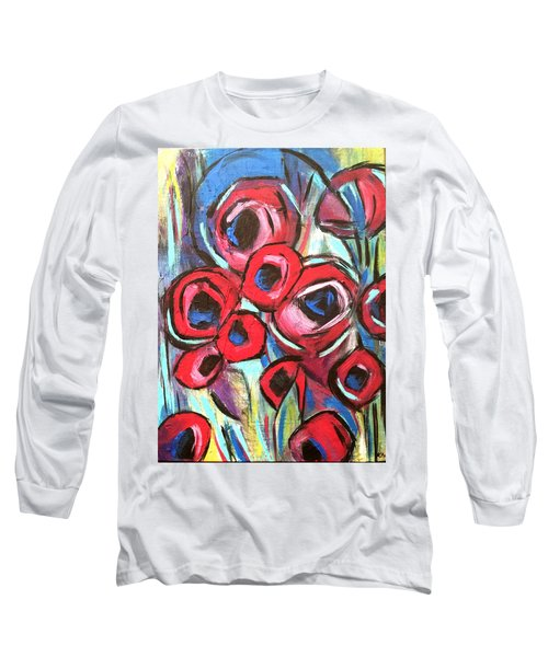 Poppy Love 1 Long Sleeve T-Shirt