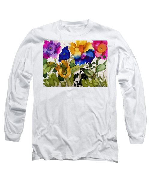 Poppy Party Long Sleeve T-Shirt