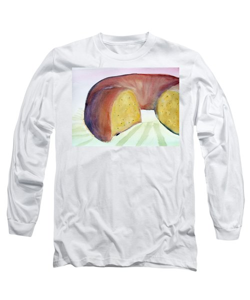 Poppyseed Bundt Cake Long Sleeve T-Shirt