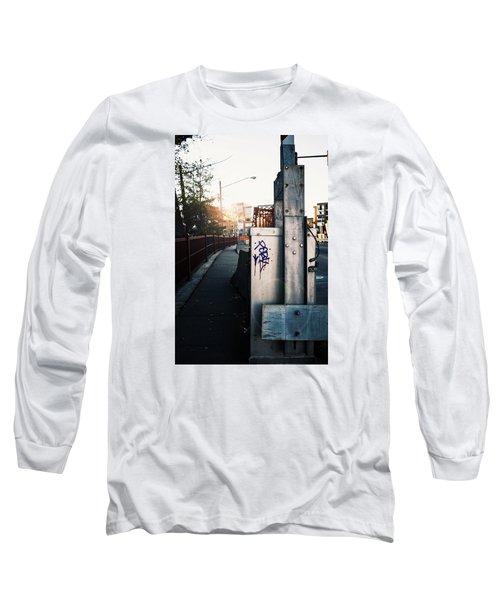 Pork Long Sleeve T-Shirt