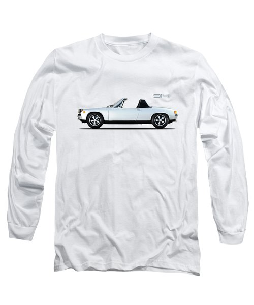 Porsche 914 Long Sleeve T-Shirt