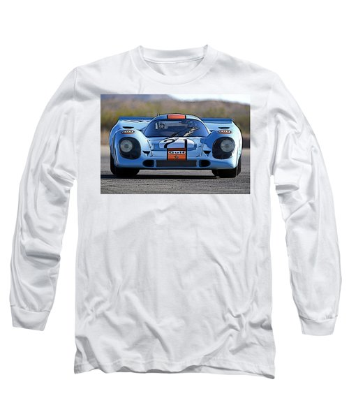 Porsche 917 Shorttail Long Sleeve T-Shirt