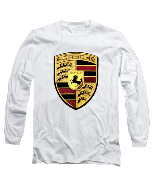 Porsche Long Sleeve T-Shirt