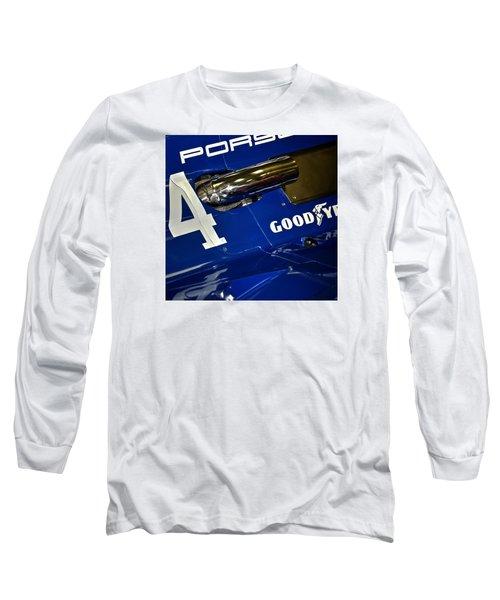 Porsche Indy Car 21167 2020 Long Sleeve T-Shirt