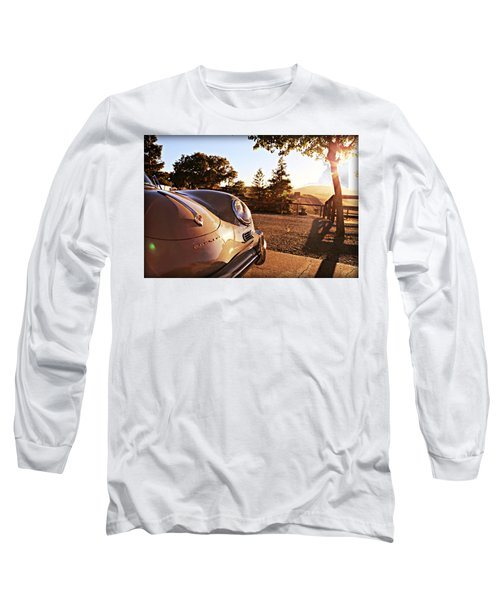 Porsche Sundown Long Sleeve T-Shirt