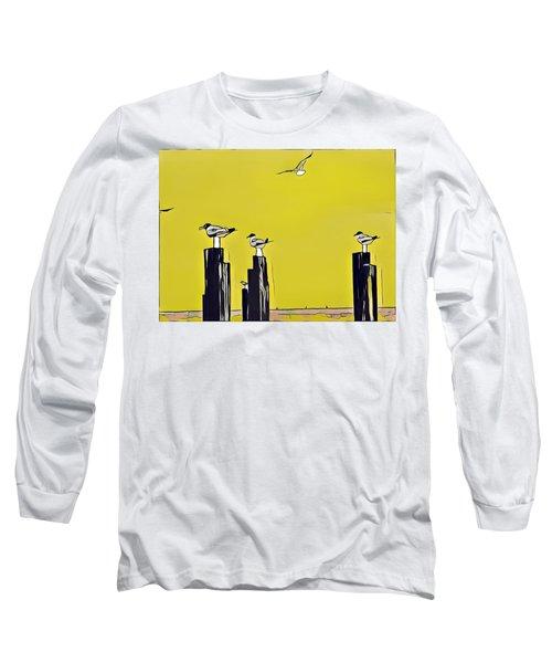 Port A Long Sleeve T-Shirt