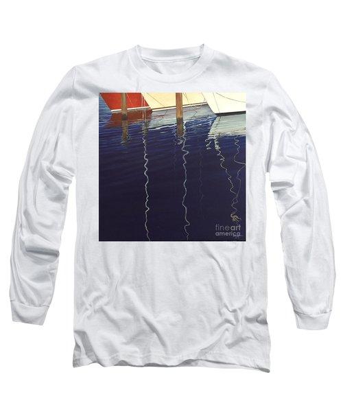 Port Of Saint Petersburg Long Sleeve T-Shirt
