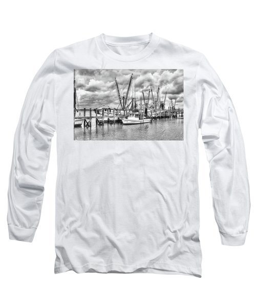 Port Royal Docks Long Sleeve T-Shirt