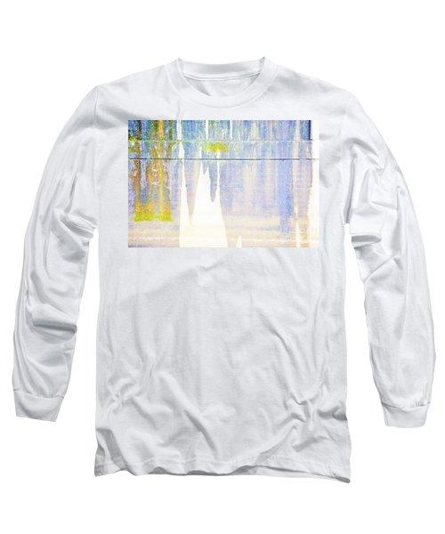 Portland Bridge Support Long Sleeve T-Shirt