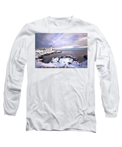 Portland Head Light Long Sleeve T-Shirt