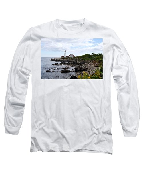 Portland Headlight II Long Sleeve T-Shirt