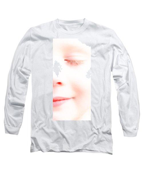 Portrait Of A Dream Long Sleeve T-Shirt by Bob Orsillo