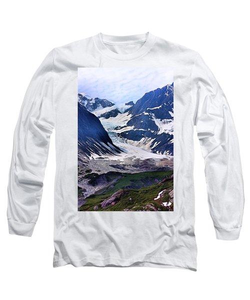 Portrait Of Majesty Long Sleeve T-Shirt