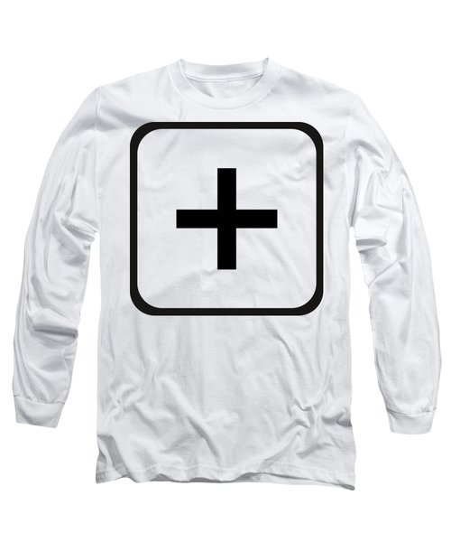 Positive Art Long Sleeve T-Shirt