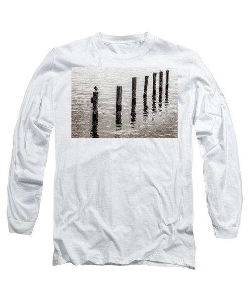 Post Long Sleeve T-Shirt
