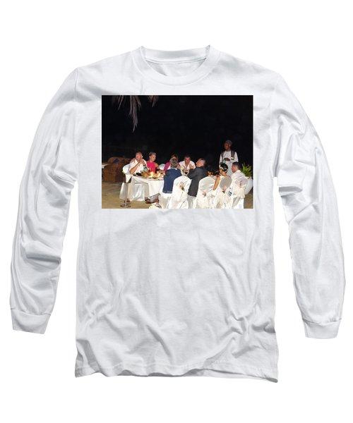 Post Wedding Celebrations Long Sleeve T-Shirt