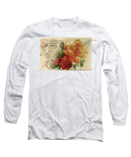 Postal Long Sleeve T-Shirt