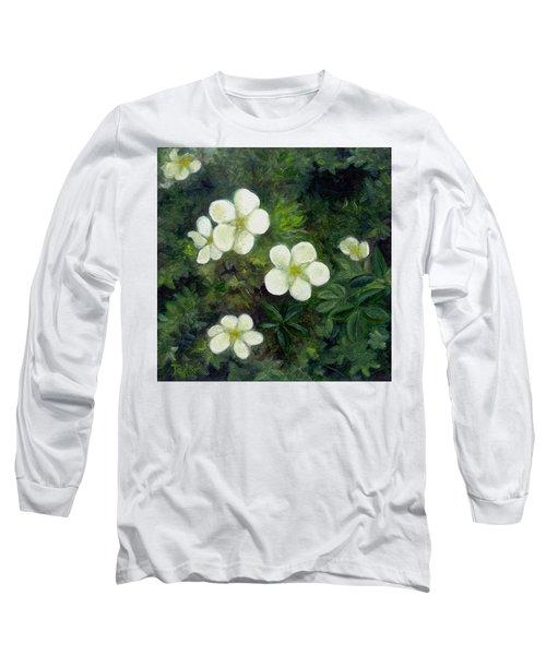 Potentilla Long Sleeve T-Shirt