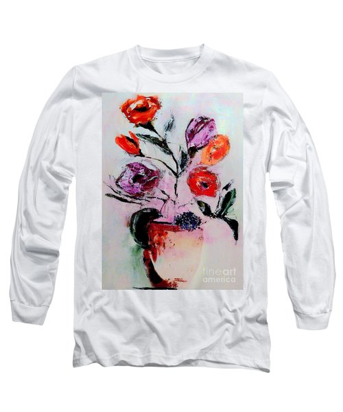 Pottery Plants Long Sleeve T-Shirt