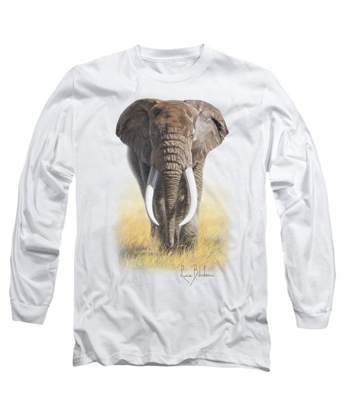 Power Of Nature Long Sleeve T-Shirt