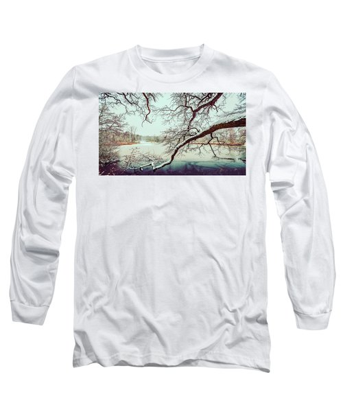 Power Of The Winter Long Sleeve T-Shirt