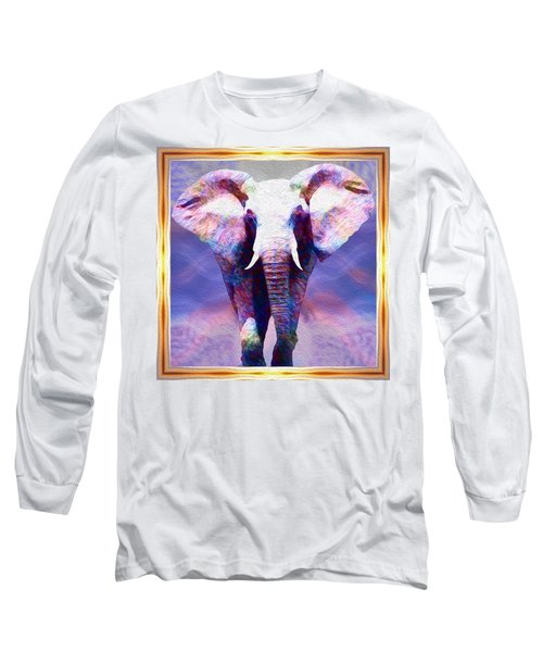 Powerful Journey Into A New Dawn Long Sleeve T-Shirt