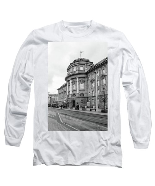 Poznan University Of Medical Sciences Long Sleeve T-Shirt