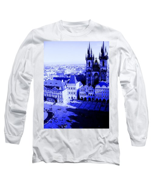 Prague Cz Long Sleeve T-Shirt