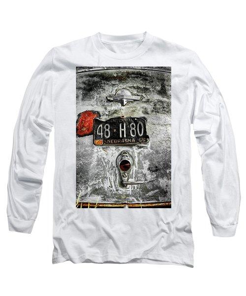 Prairie Schooner Long Sleeve T-Shirt