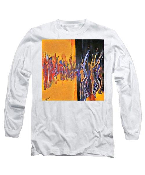 Praise Ye Long Sleeve T-Shirt