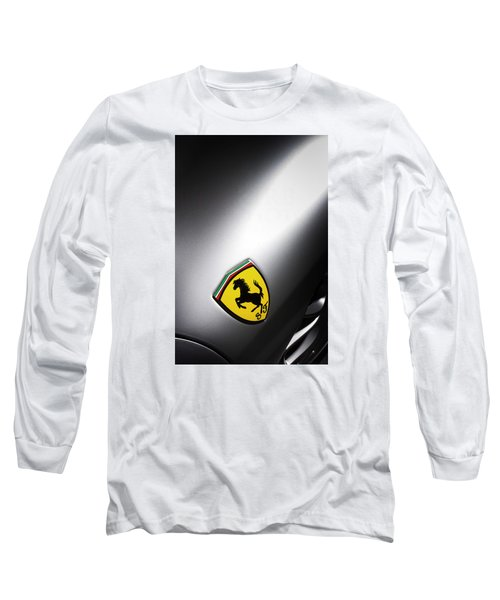 Prancing Horse Long Sleeve T-Shirt