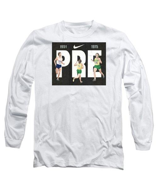 PRE Long Sleeve T-Shirt