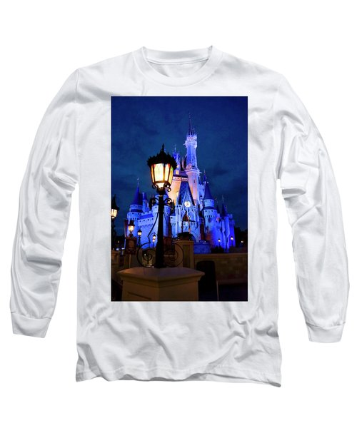 Long Sleeve T-Shirt featuring the photograph Pre Hw by Greg Fortier