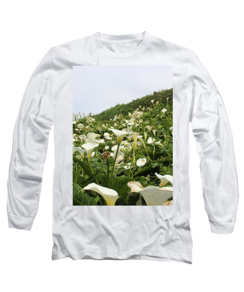 Long Sleeve T-Shirt featuring the photograph Preaching To The Choir by Marie Neder
