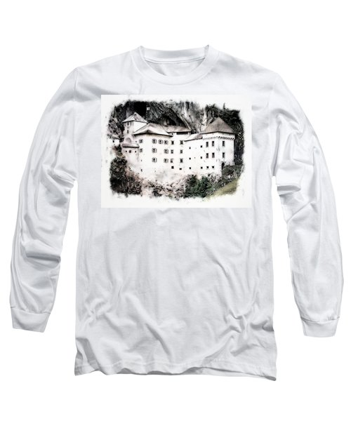 Predjama Castle Long Sleeve T-Shirt