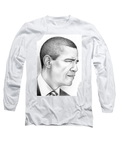 President Obama Long Sleeve T-Shirt