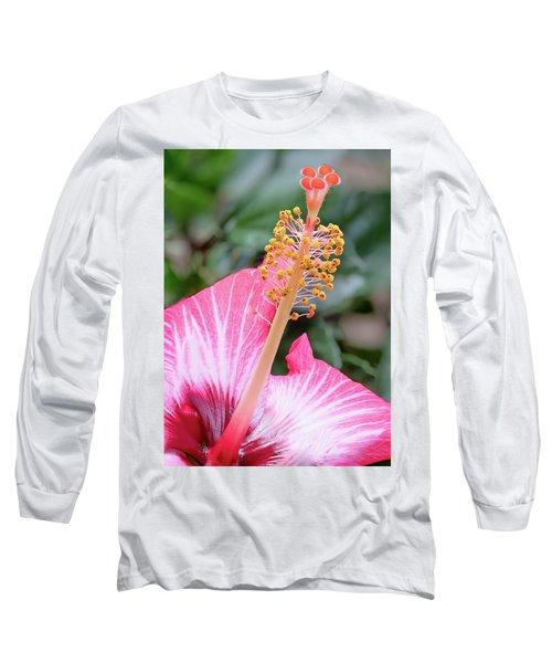 Pretending To Be In Hawaii.... Long Sleeve T-Shirt