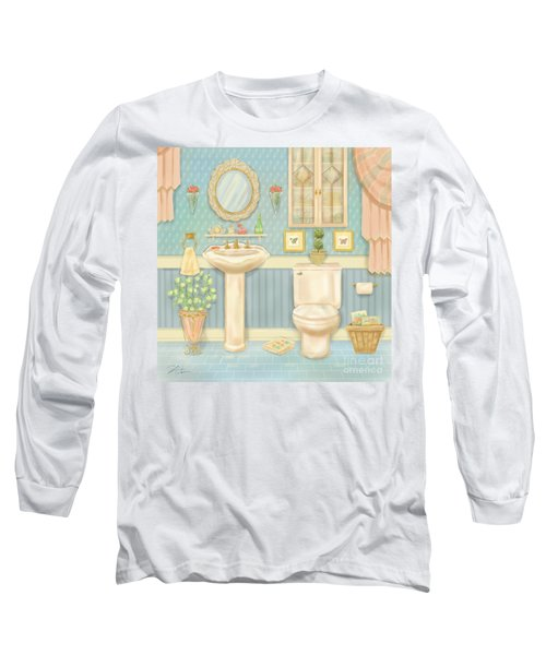 Pretty Bathrooms Iv Long Sleeve T-Shirt